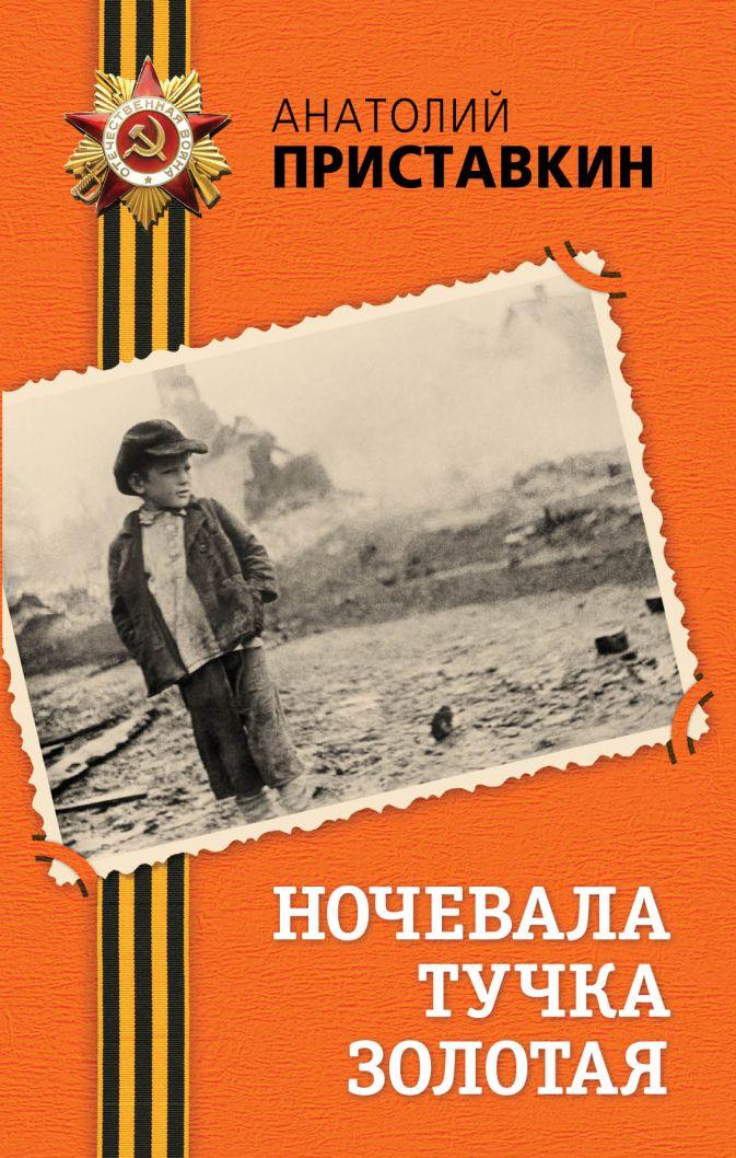 Анатолий Приставкин - Ночевала тучка золотая обложка книги