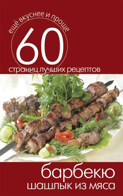 Барбекю. Шашлык из мяса - фото 1