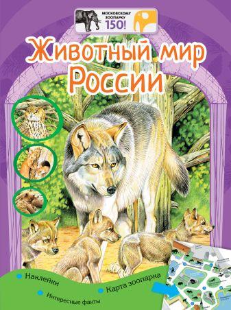 Рубинштейн Н.Р. - Животный мир России обложка книги