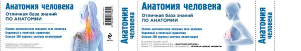 Анатомия человека (комплект) Билич Г.Л., Крыжановский В.А., Зигалова Е.Ю.
