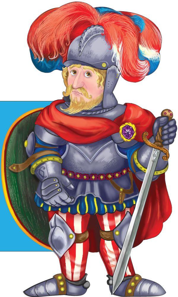 Благородный рыцарь Снежинкина Д.,