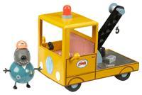"""Игр.наб.""""Машина Погрузчик с фиг.""""  т.м. Peppa Pig"""