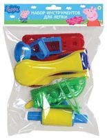 Peppa Pig - Набор инструм.,формочек для лепки