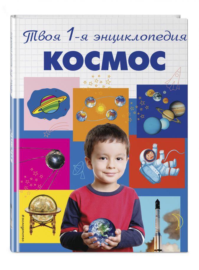Тарасов Л.В., Тарасова Т.Б. - Космос обложка книги