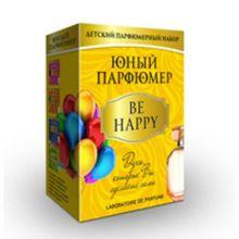 """Юный Парфюмер """"BE HAPPY"""" (мини)"""
