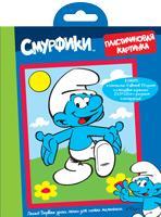 The Smurfs/Смурфики - Пластил карт