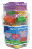 Peppa Pig - Н-р д/лепки