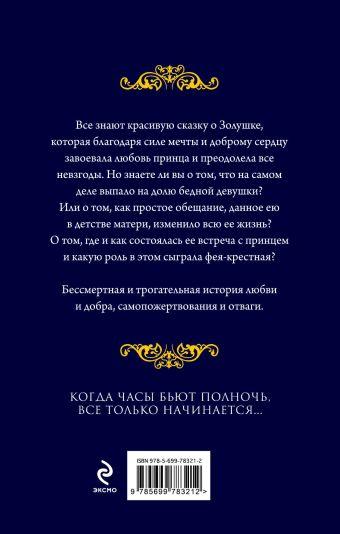 Золушка. История одной мечты (обложка с туфелькой) Элизабет Рудник
