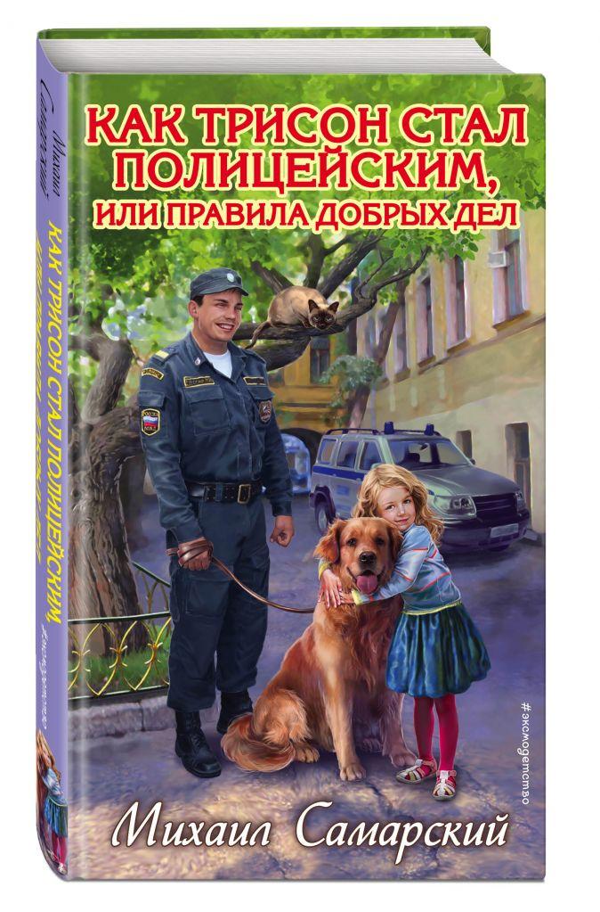 Как Трисон стал полицейским, или правила добрых дел Михаил Самарский