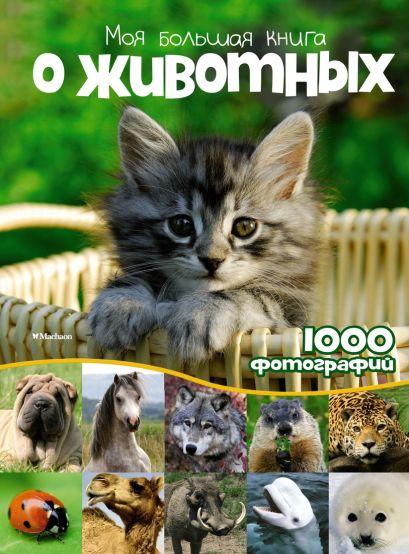 Моя большая книга о животных Энциклопедии - фото 1