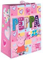 """Пакет подар.""""ПЕППА"""", 230*180*100, т.м. 'Peppa Pig'"""