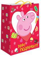 Peppa Pig - Пакет подарочный
