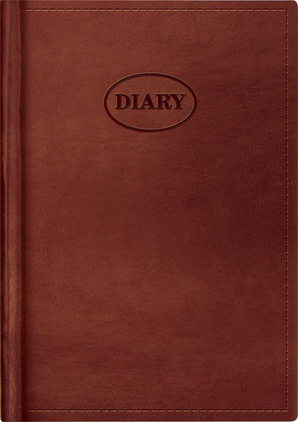 Ежедневник 105х150, NEBRASKA (Коричневый)