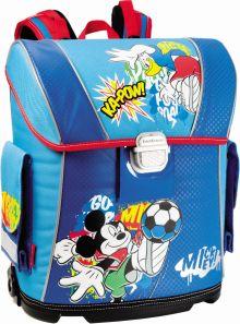 Ранец с эргономичной спинкой Mickey Футбол ( модель Ergo ) (Разноцветн)