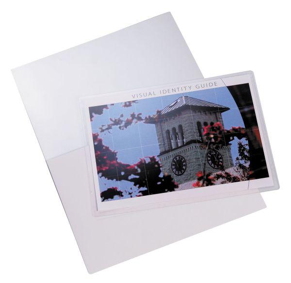 Cамоламинирующийся лист (158x220мм) 5шт. для формата А5 (Прозрачный)
