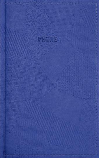 Телефонно-адресная книга 130x210, BAZAR (Фиолетовый)