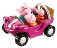 """Игр.наб.""""Спортивная машина""""  т.м. Peppa Pig"""