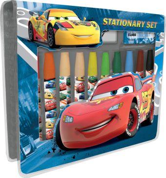 Набор для творчества Cars 25 предметов