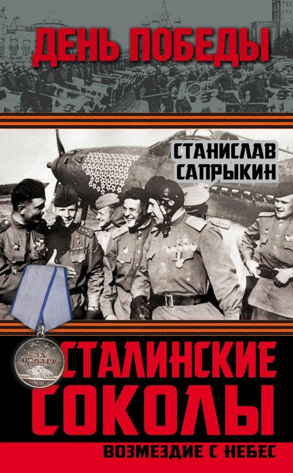 Сталинские соколы. Возмездие с небес Сапрыкин С.Р.