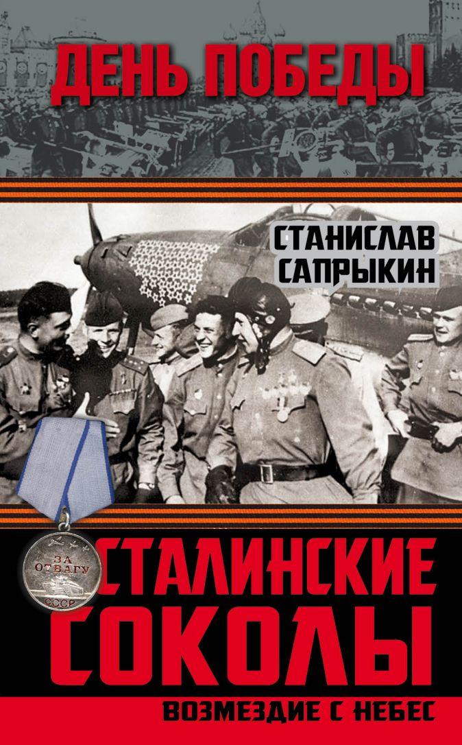 Станислав Сапрыкин - Сталинские соколы. Возмездие с небес обложка книги