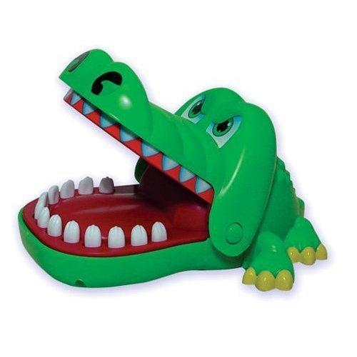 Игра Крокодильчик Дантист (Настольная игра) (B0408)