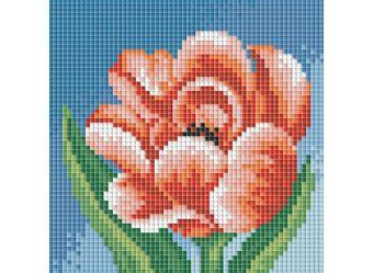 Мозаичные картины. Махровый тюльпан (046-ST )