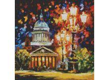 Мозаичные картины. Мерцание ночи Санкт-Петербурга (152-ST )