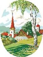 Мозаичные картины. Солнечный май (104-ST )