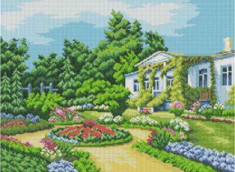 Мозаичные картины. Южная усадьба (124-ST )
