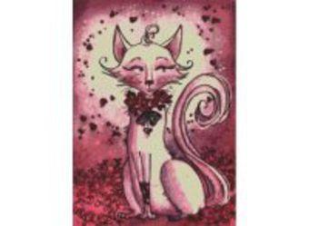 Наборы для вышивания. В розовых тонах (4067-14 )