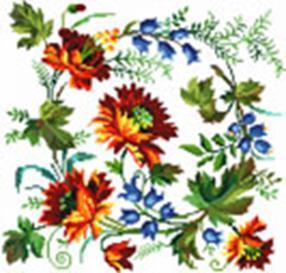 Наборы для вышивания. Вальс цветов (6034-14 )