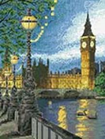 Наборы для вышивания. Вечерний Лондон (4054-14 )