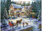 Наборы для вышивания. Встреча рождества (4145-14 )