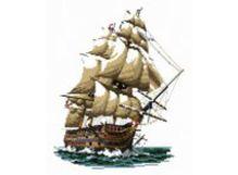 """Наборы для вышивания. Корабль """"Виктория"""" (1001-14 )"""
