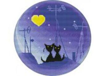 Набор для хобби и творчества Наборы для вышивания. Лунная ночь (3061-14 )