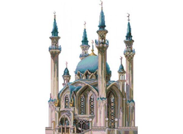 Набор для хобби и творчества Наборы для вышивания. Мечеть Кул Шариф (4140-14 )