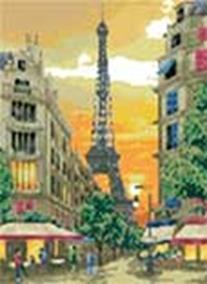 Наборы для вышивания. Париж (4055-14 )