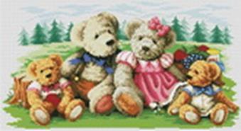 Набор для хобби и творчества Наборы для вышивания. Пикник (2826-14 )