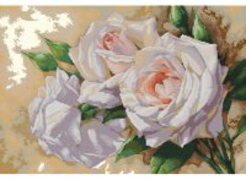Наборы для вышивания. Розовое трио (6035-14 )