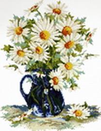 Наборы для вышивания. Садовые ромашки (1966-14 )