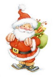 Наборы для вышивания. Санта (661-14 )