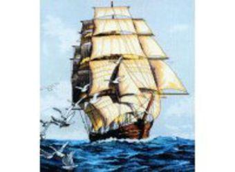 Наборы для вышивания. Фрегат (1003-14 )