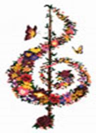 Набор для хобби и творчества Наборы для вышивания. Цветочный ключ (6029-14 )