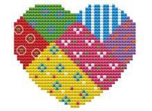 Наборы для вышивания. Брелок 6209 Сердце