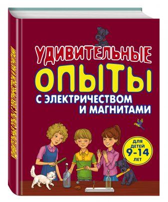 Артем Проневский - Удивительные опыты с электричеством и магнитами обложка книги