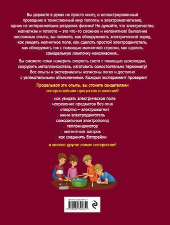 Удивительные опыты с электричеством и магнитами Артем Проневский