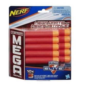 NERF МЕГА 10 Стрел (A4368) NERF