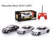 Р/у 1:24 MERSEDES-BENZ SL65 AMG Black Series DX112