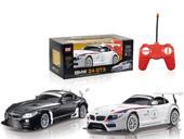 Р/у 1:24 Z4 BMW GT3 DX112408S, на батарейках, в ко