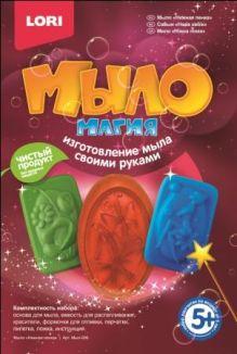 "МылоМагия ""Нежная пенка"""